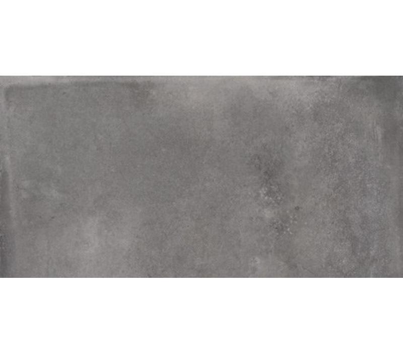 vloertegel CMNT Antracita 37,5x75 cm