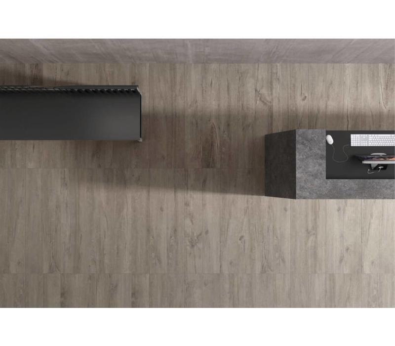 vloertegel COZY Bark 20x120 cm
