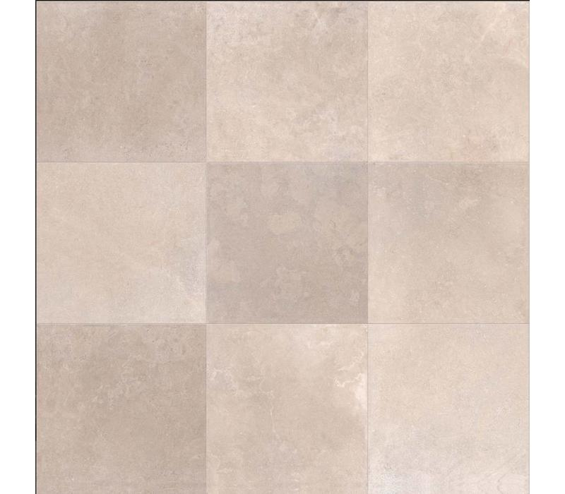 vloertegel NO_W Sand 60x60 cm