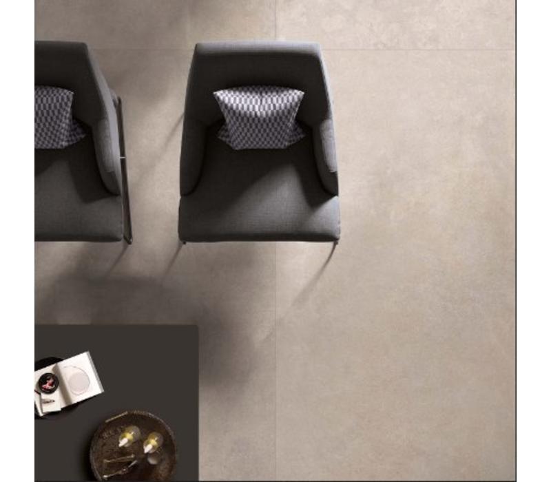 vloertegel STILL NO_W Sand 120x120 cm