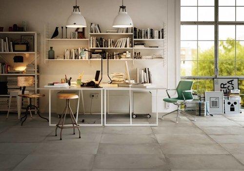 Imola vloertegel ORIGINI Grey 90x90 cm