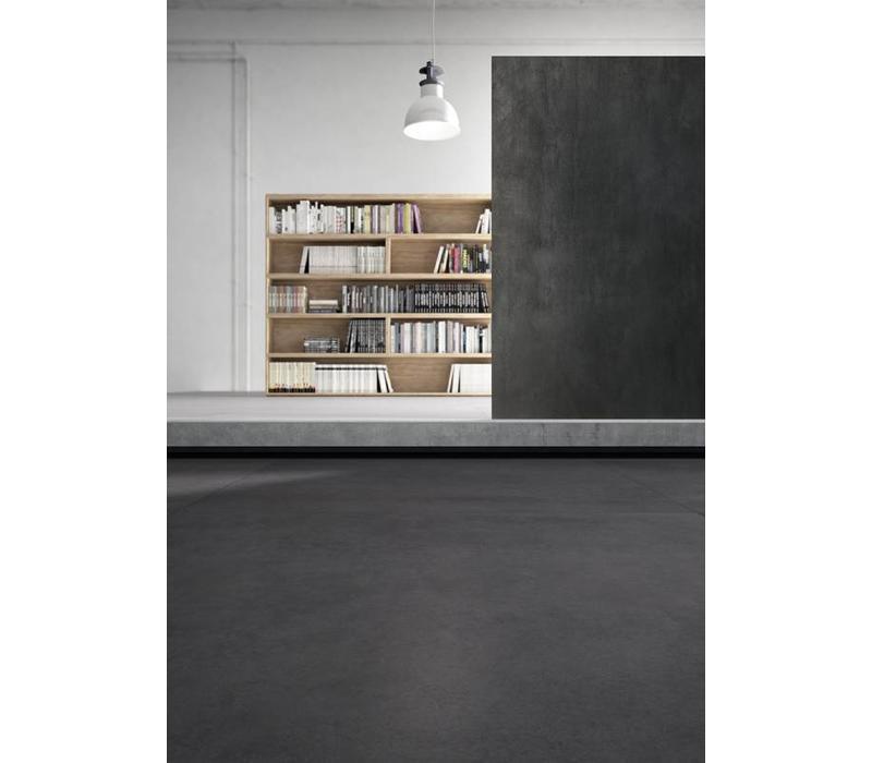 vloertegel MICRON 2.0 60N Zwart 60x60 cm
