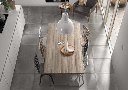 Imola vloertegel RIVERSIDE Grey 60x60 cm