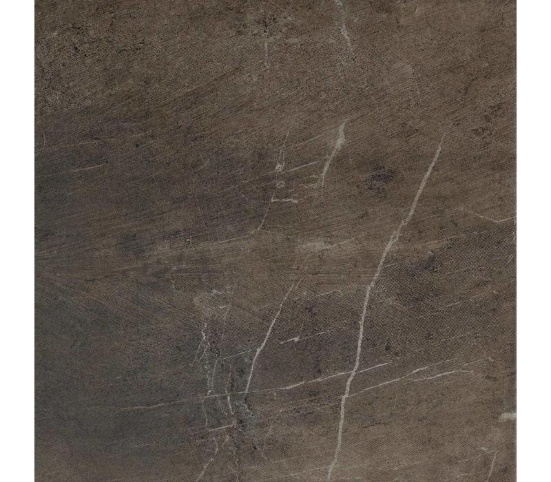 vloertegel BLEND Brown 60x60 cm rett.