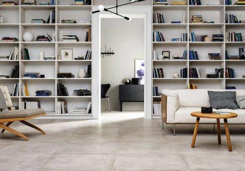 Marazzi vloertegel CLAYS Cotton 60x60 cm rett.