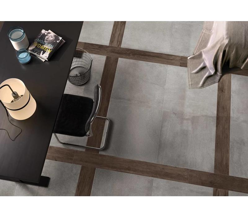 vloertegel CARNABY Grey 60x60 cm