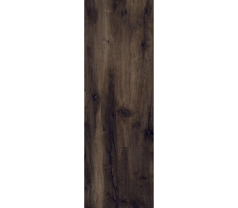 vloertegel KUNI Dark Brown 60x180 cm
