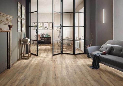 Imola vloertegel KUNI Dark Beige 20x120 cm