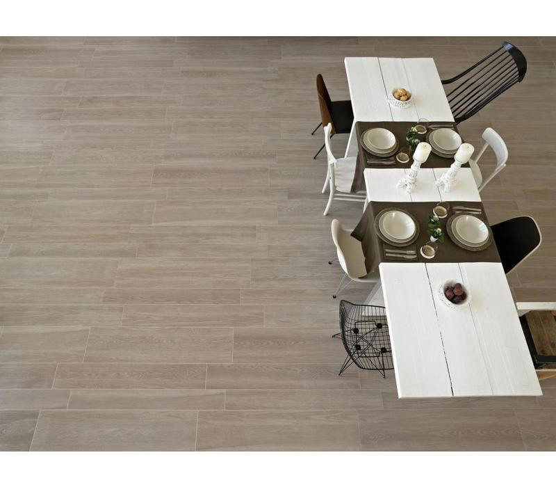 vloertegel TREVERK Capuccino 30x120 cm