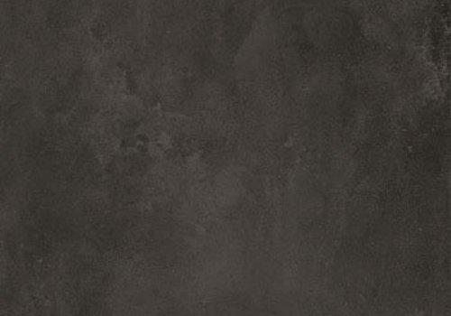 Imola vloertegel AZUMA 60N RM Black 60x60 cm