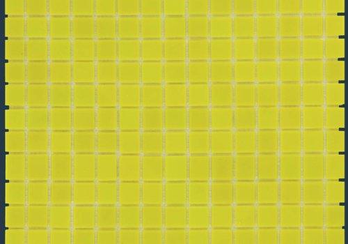 The Mosaic Factory mozaïek AMSTERDAM Silk Super Yellow