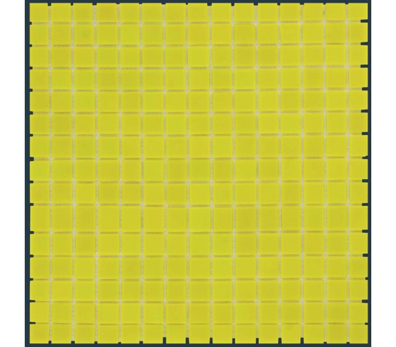 mozaïek AMSTERDAM Silk Super Yellow