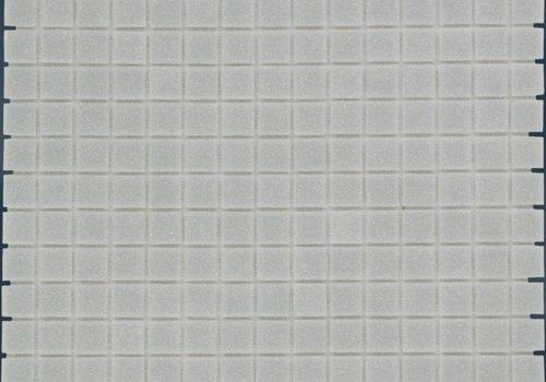 The Mosaic Factory mozaïek AMSTERDAM Basic Ultra Light Grey