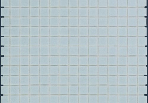 The Mosaic Factory mozaïek AMSTERDAM Basic Ultra Light Blue