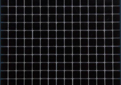 The Mosaic Factory mozaïek AMSTERDAM Basic Black Black