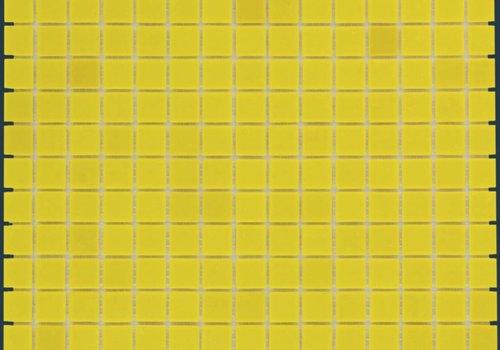The Mosaic Factory mozaïek AMSTERDAM Basic Yellow