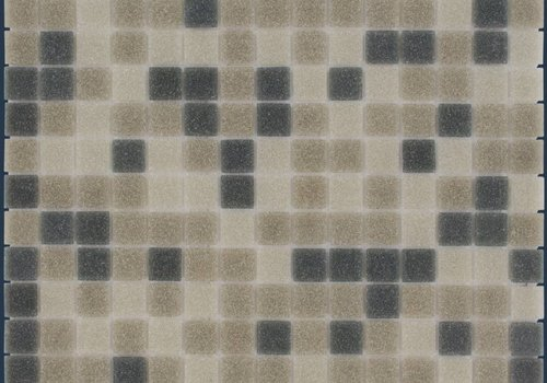 The Mosaic Factory mozaïek AMSTERDAM Mix Grey
