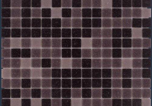 The Mosaic Factory mozaïek AMSTERDAM Mix Purple