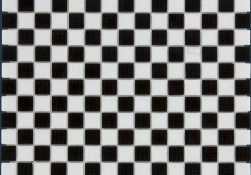 The Mosaic Factory mozaïek AMSTERDAM Mix Chessboard