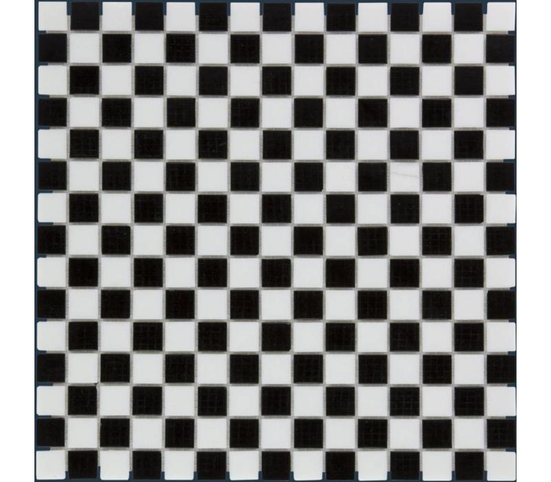mozaïek AMSTERDAM Mix Chessboard