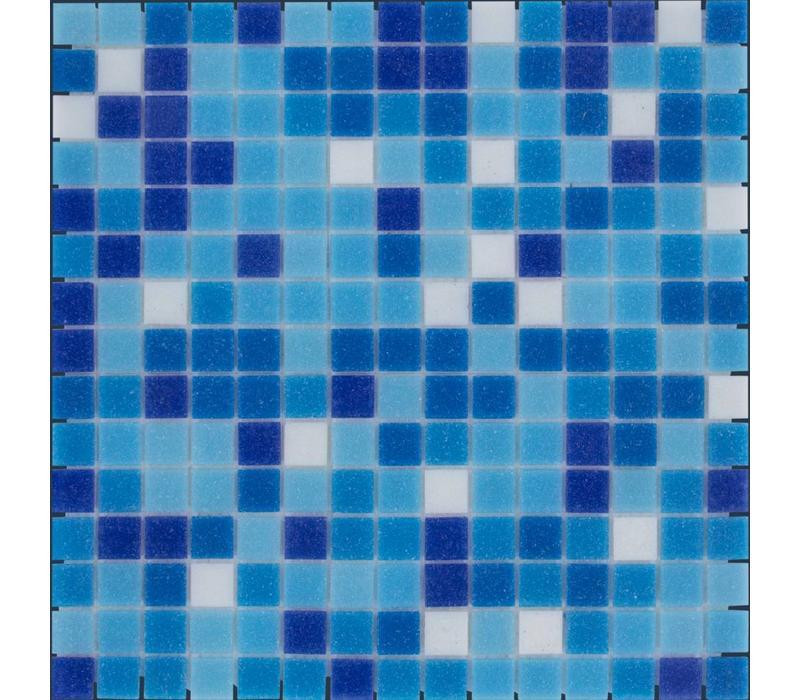mozaïek AMSTERDAM Mix Dark Blue