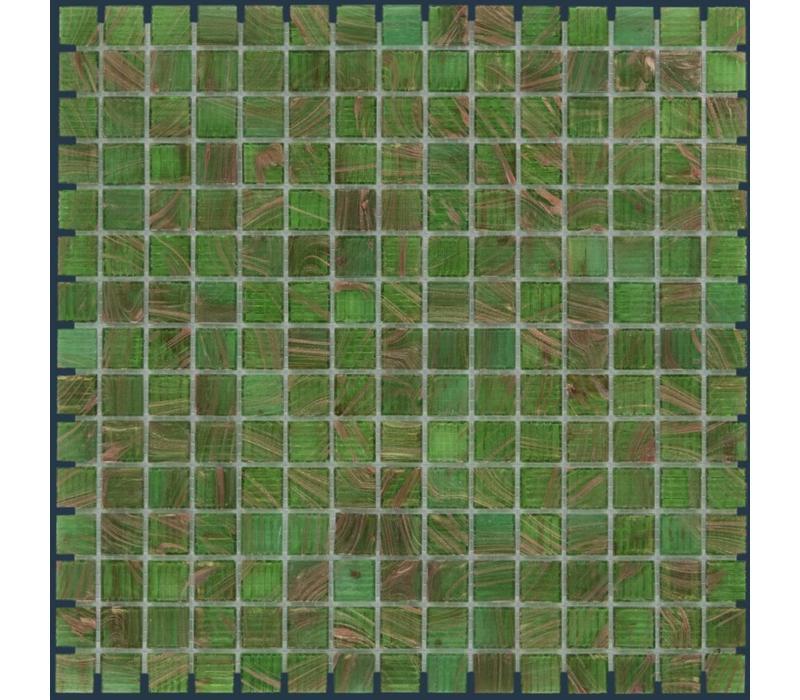 mozaïek AMSTERDAM Gold Green