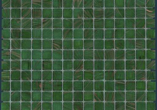 The Mosaic Factory mozaïek AMSTERDAM Gold Medium Green
