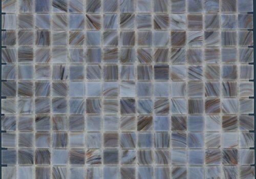 The Mosaic Factory mozaïek AMSTERDAM Gold Medium Grey