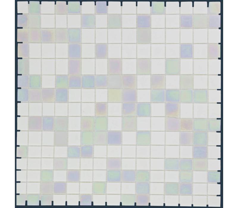 mozaïek AMSTERDAM Mix Pearl Rainbow
