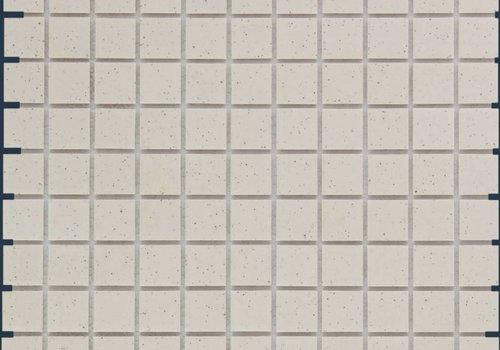 The Mosaic Factory mozaïek LONDON White Speckle 25x25