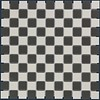 The Mosaic Factory mozaïek LONDON Chessboard 23x23