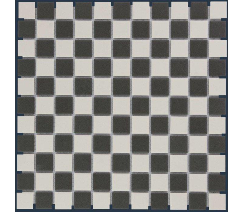 mozaïek LONDON Chessboard 23x23