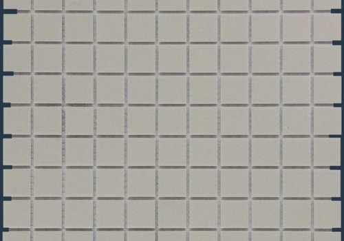 The Mosaic Factory mozaïek LONDON Grey 23x23