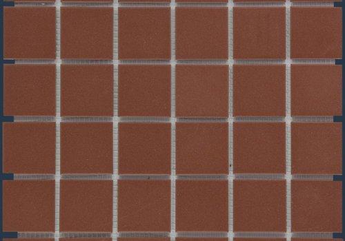 The Mosaic Factory mozaïek LONDON Red 48x48