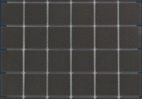 The Mosaic Factory mozaïek LONDON Black 48x48