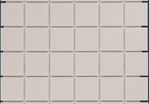 The Mosaic Factory mozaïek LONDON White 48x48