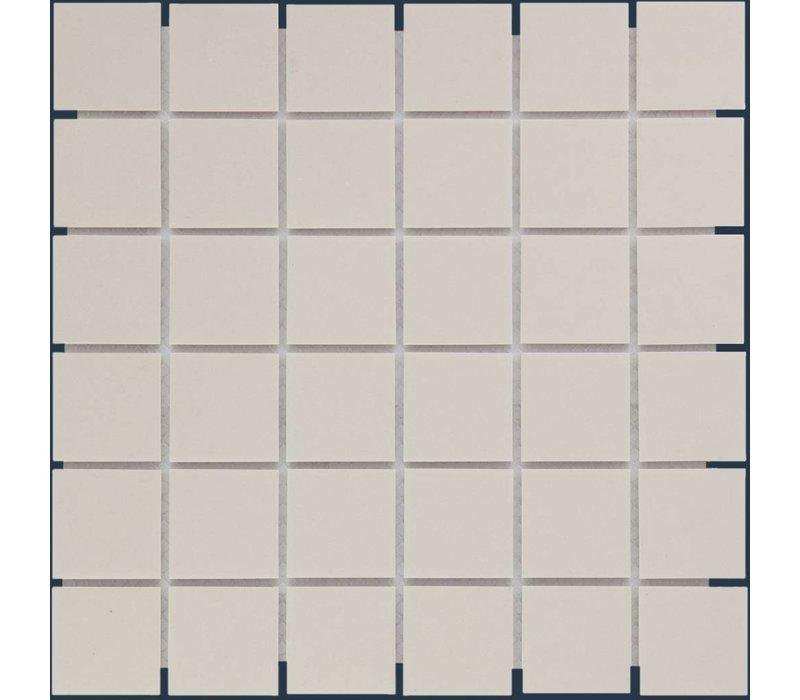 mozaïek LONDON White 48x48