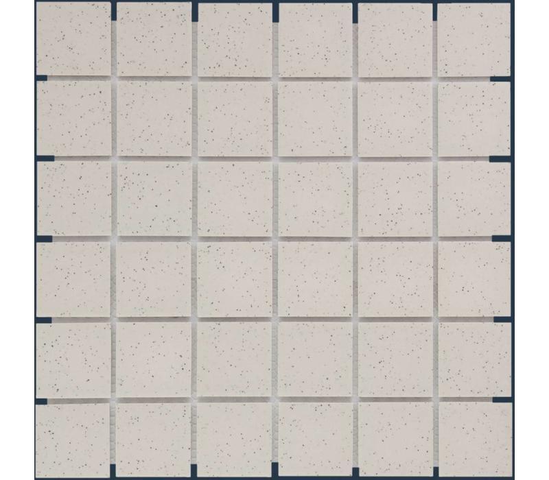 mozaïek LONDON White Speckle 48x48