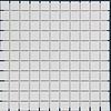 The Mosaic Factory mozaïek BARCELONA Glossy Extra White 23x23