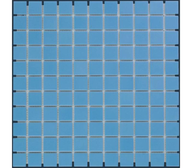 mozaïek BARCELONA Glossy Blue 23x23