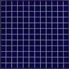 The Mosaic Factory mozaïek BARCELONA Glossy Dark Blue 23x23