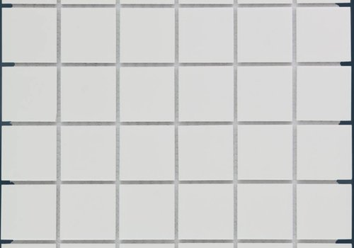 The Mosaic Factory mozaïek BARCELONA Glossy Extra White 48x48