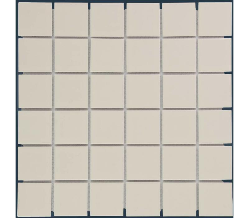 mozaïek BARCELONA Glossy Cream 48x48