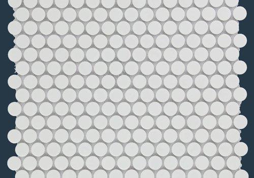 The Mosaic Factory mozaïek VENICE Matt White