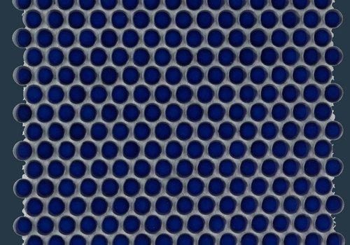 The Mosaic Factory mozaïek VENICE Glossy Cobalt Blue