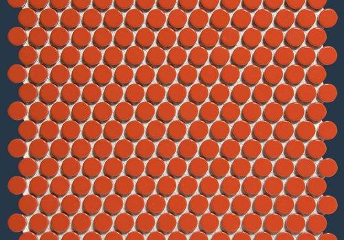 The Mosaic Factory mozaïek VENICE Glossy Orange