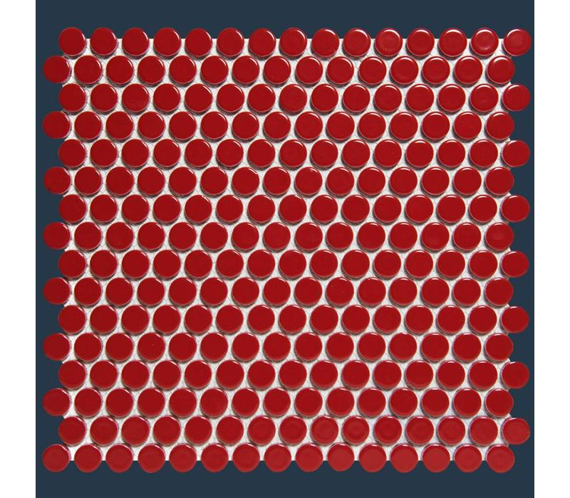 mozaïek VENICE Glossy Red