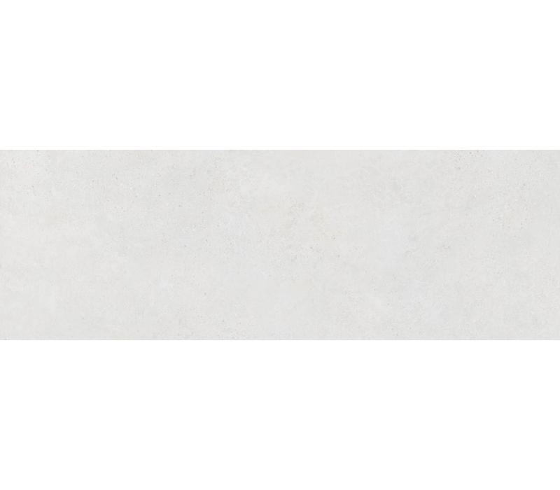 wandtegel DOWNTOWN White 40x120 cm rett.