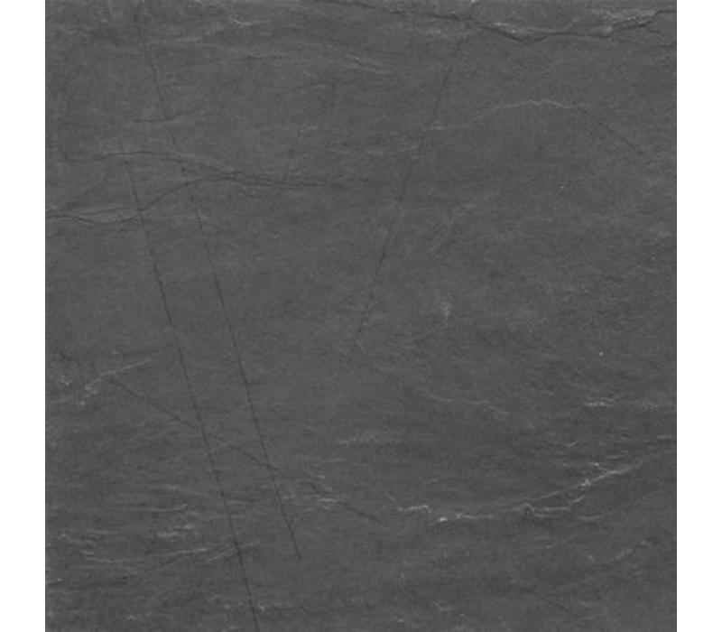 vloertegel ARDESIA Light Black 60x60 cm
