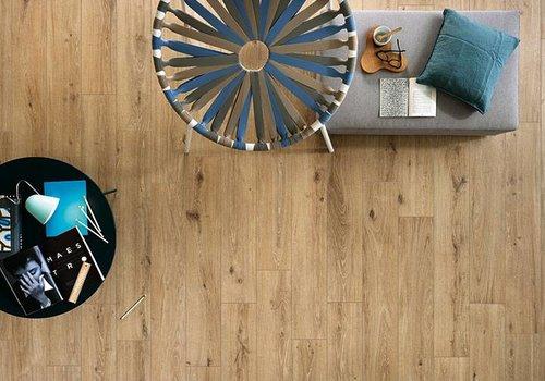 NovaBell vloertegel EICHE Natur 20x120 cm
